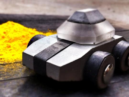 Workshop su cemento e resina